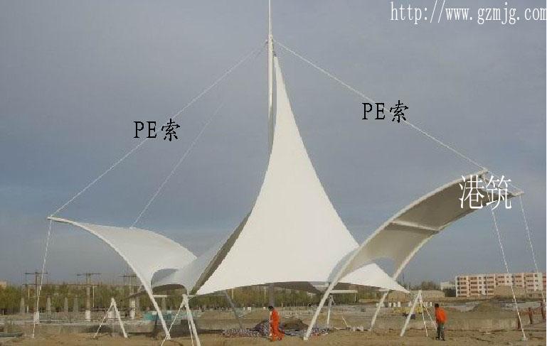 膜结构安装的作用